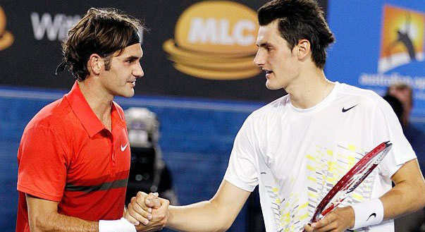 federer vs tomic