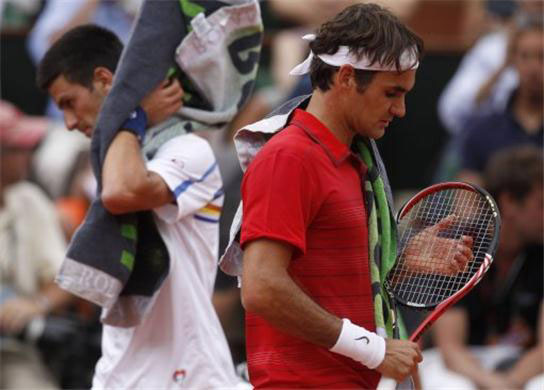 Federer - Djokovic US Open 2011