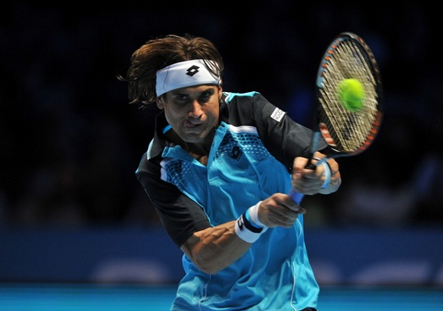 David Ferrer ATP Tour Finals