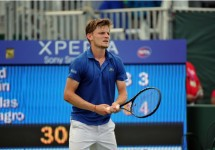 David Goffin ATP Tour