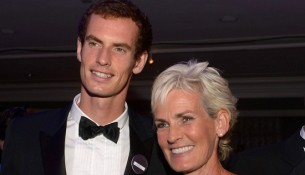 judy murray andy murray