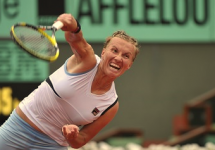 kuznetsova serve