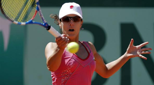 WTA - Llagostera vives suspended
