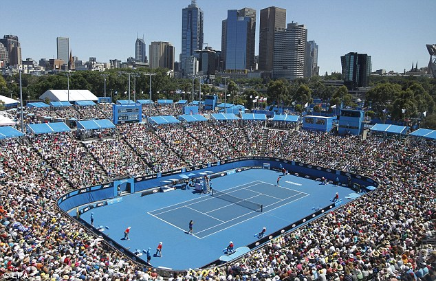 Australian Open Margaret Court
