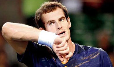 murray beats stepanek shanghai