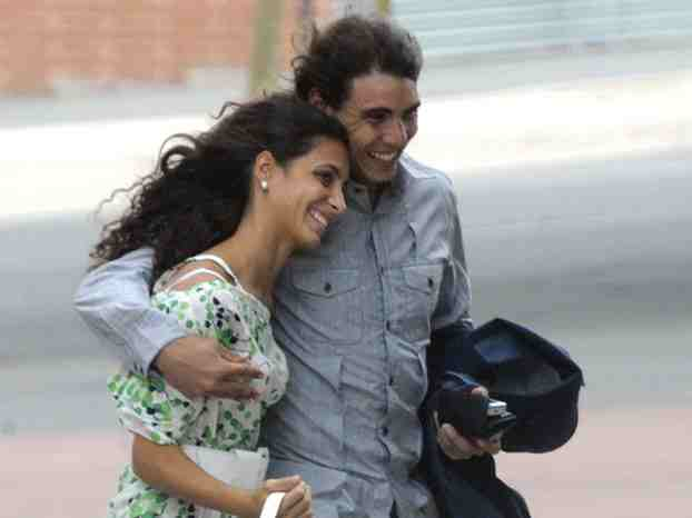 How Nadal Girlfriend Maria Francisca Perello Keeps Him Grounded Steve G Tennis