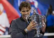 Rafael Nadal US Open 2013 Champion