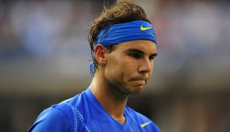 rafael nadal knee injury problems