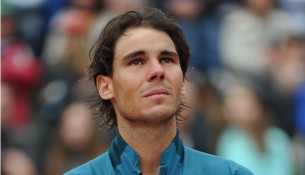 Paris, 9/6/ 2013Rafa NADAL (ESP) reached a record eighth French Open title defeating David FERRER (ESP)  6-3 6-2 6-3 Photo Ray Giubilo