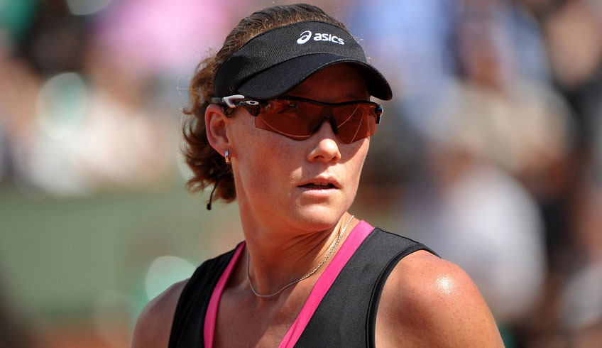 2012 ROLAND GARROS, Ladies semifinals