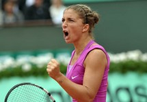 2012 ROLAND GARROS, Ladies quarterfinals