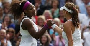 serena williams agnieszka radwanska head to head