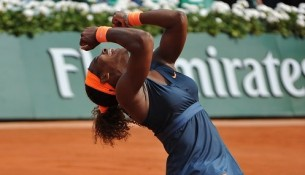 ROLAND GARROS 2013 - Ladies Final