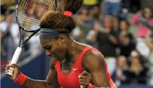 Serena Williams WTA No.1