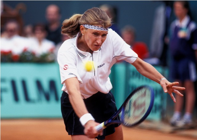 Steffi Graf - The Only...