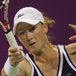 World number five Samantha Stosur of Aus