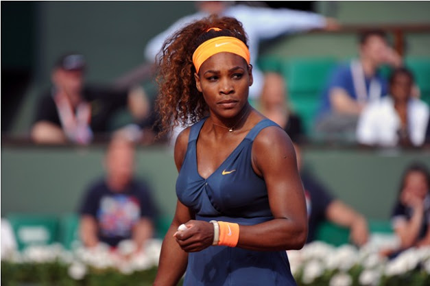 WILLIAMS Serena